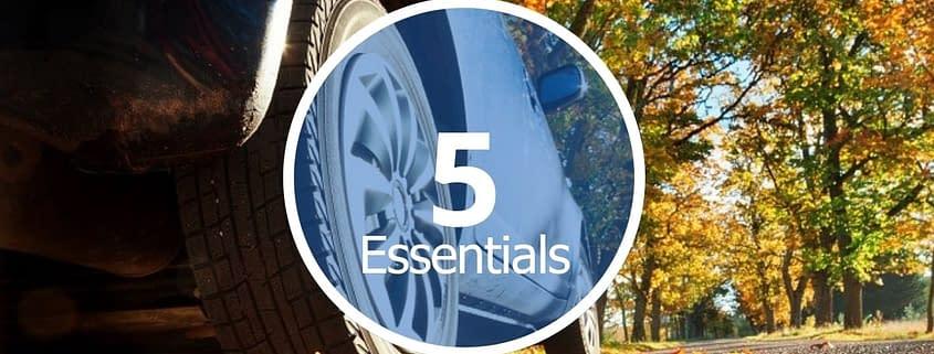 Top 5 Essential Autumn Car Checks by Cross Lane Garage Wakefield